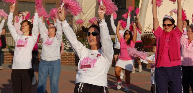 Incredible Dance Routine on the Impact of Breast Cancer