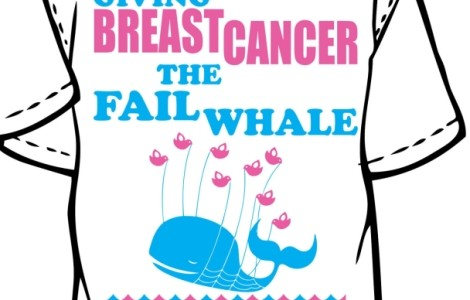 Giving Breast Cancer the Fail Whale