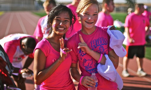 Notable Breast Cancer Awareness Events 2013