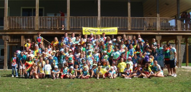 Camp Kessem helps kids with Cancer